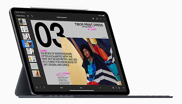 004 ipad pro smart keyboard apple pencil 10302018 - İnceleme: Yeni iPad Pro 11""