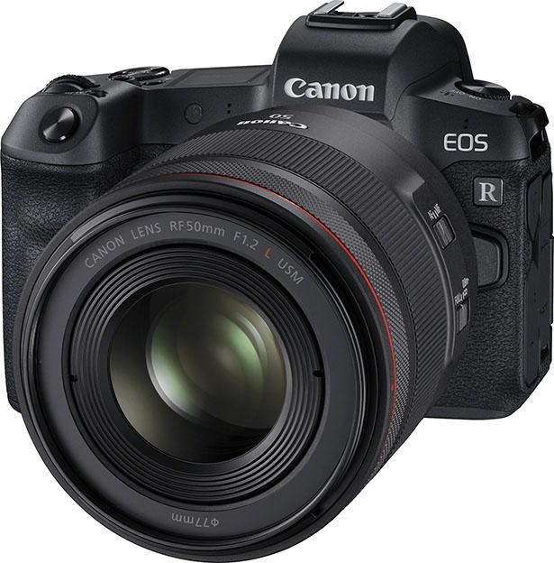 EOS R with 50mm RF Lens - Canon'dan EOS R için özel tanıtım