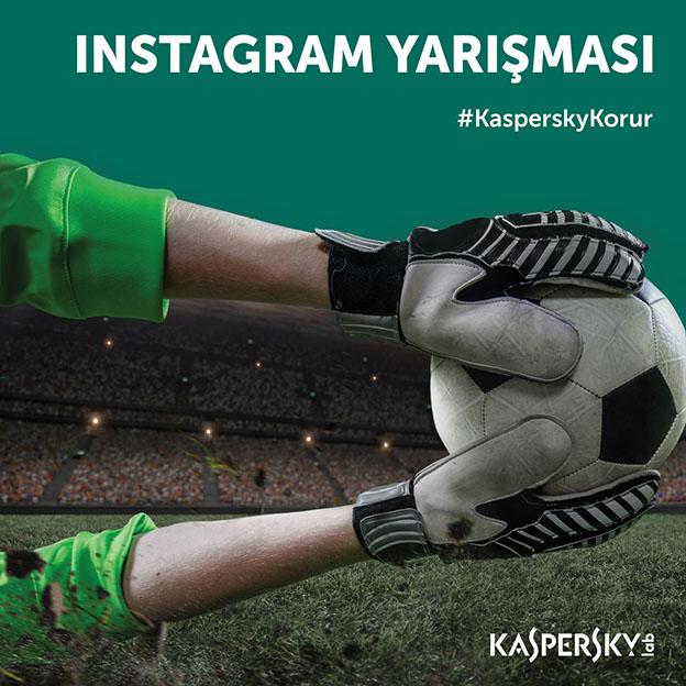 KL web - Kaspersky Lab Türkiye Instagram Yarışması