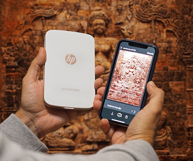 İnceleme: HP Sprocket Plus Yazıcı