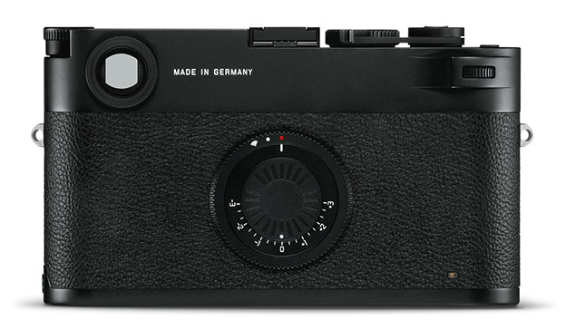 LCD ekransız Leica M10-D