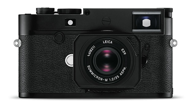 leicam10d 2 - LCD ekransız Leica M10-D