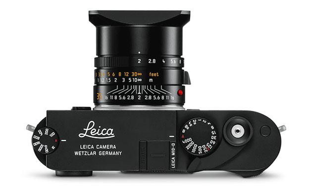 leicam10d 3 - LCD ekransız Leica M10-D