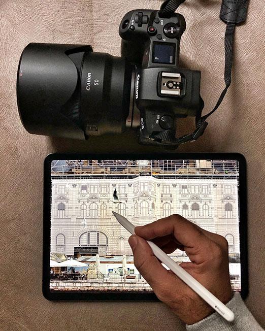 IMG 4655 - Canon EOS R ve Uzaktan Kontrol