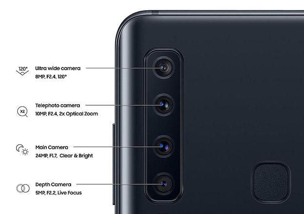 a9kameralar - İnceleme: Samsung Galaxy A9