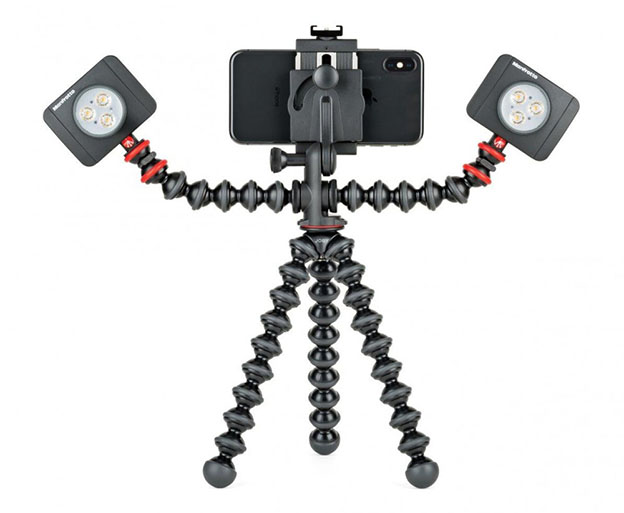 gorillapod5 - İnceleme: Joby GorillaPod Mobile Rig