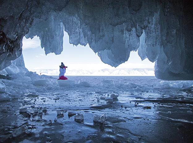 sibirya1 - Buzların Üzerinde Unutulmayacak Bir Deneyim