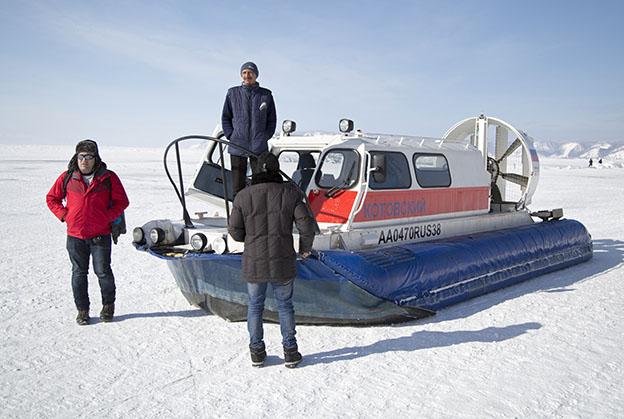 sibirya3 - Buzların Üzerinde Unutulmayacak Bir Deneyim