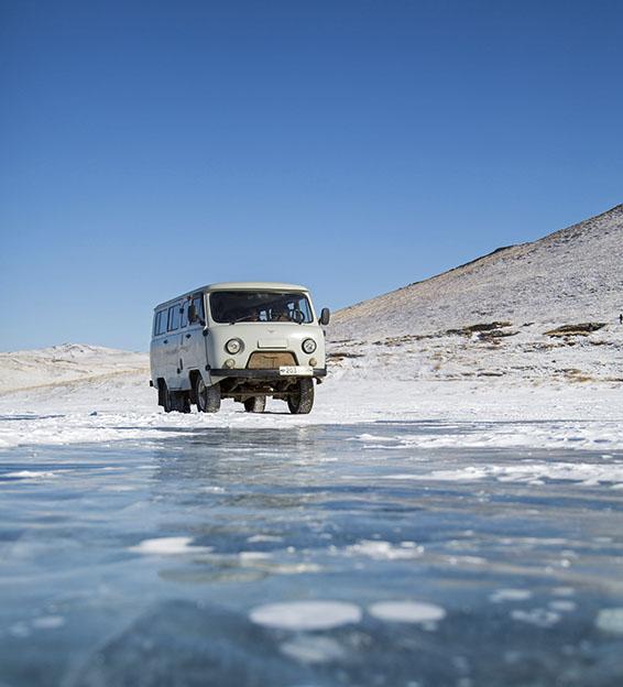 sibirya5 - Buzların Üzerinde Unutulmayacak Bir Deneyim