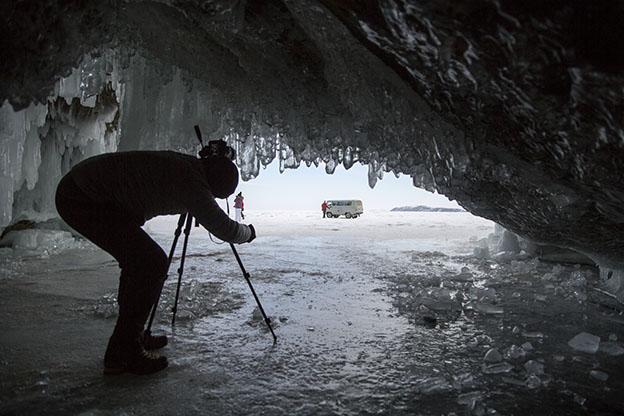 sibirya6 - Buzların Üzerinde Unutulmayacak Bir Deneyim