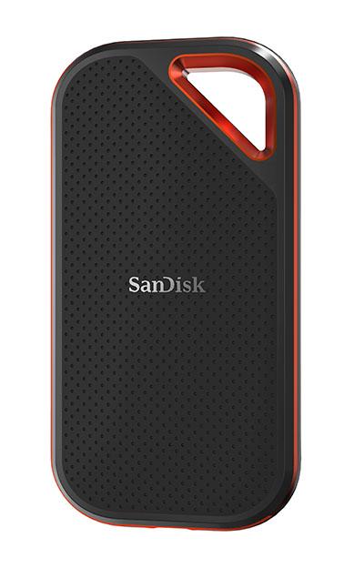 SanDisk Extreme PRO Portable SSD - 4TB kapasiteli USB Bellek