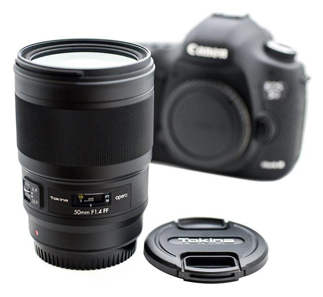 opera50 canon 2 - Tokina Opera 50mm f/1.4 FF