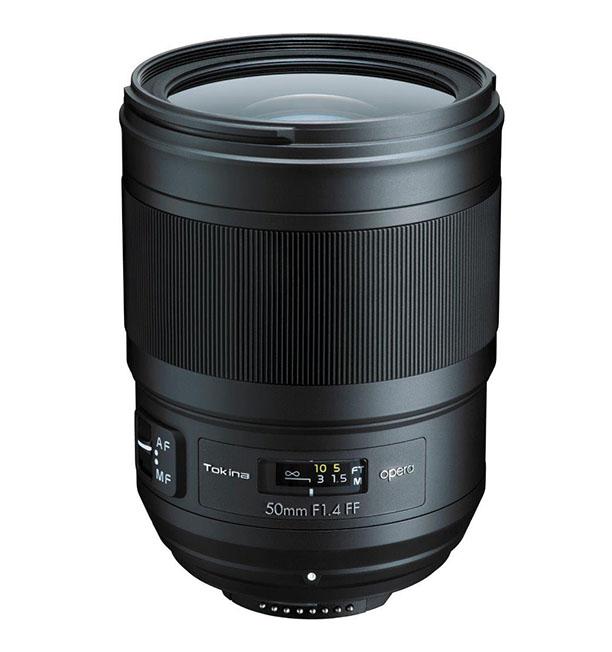 opera50 nikon 1 - Tokina Opera 50mm f/1.4 FF