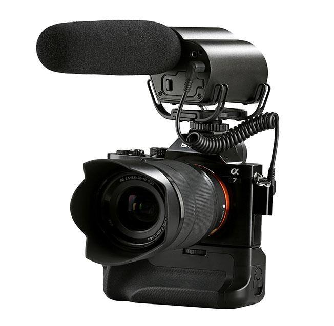 003 Vmic Recorder 3 - Saramonic Vmic Recorder Shotgun Mikrofon