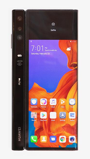 1551024751 file 1 - Katlanabilir akıllı telefon: HUAWEI Mate X