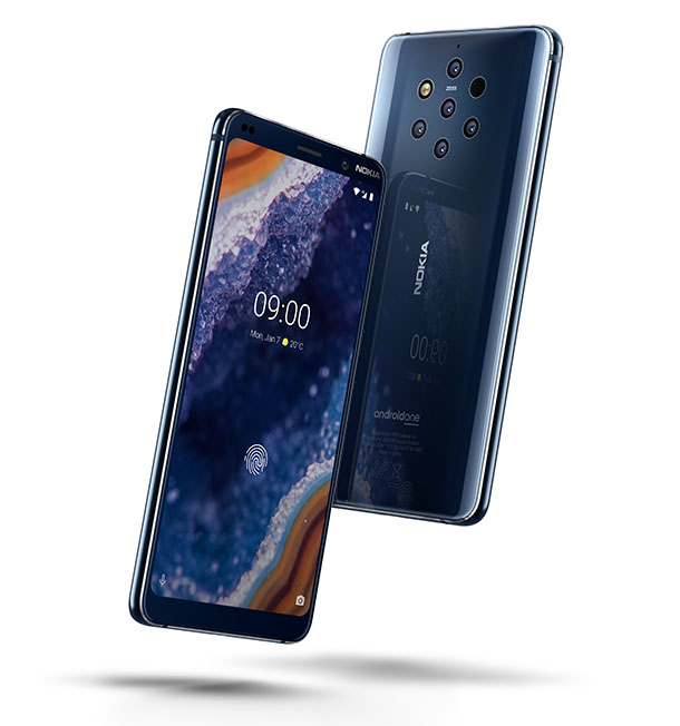 1551079318 nokia 9 pureview emotional - 5 Kameralı Nokia 9 PureView