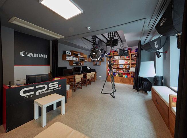 008 1552562996 Canon DeneyimMerkezi Studyo - Canon Deneyim Merkezi İstanbul'da açıldı