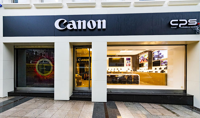 008 1552563000 Canon DeneyimMerkezi Giris - Canon Deneyim Merkezi İstanbul'da açıldı