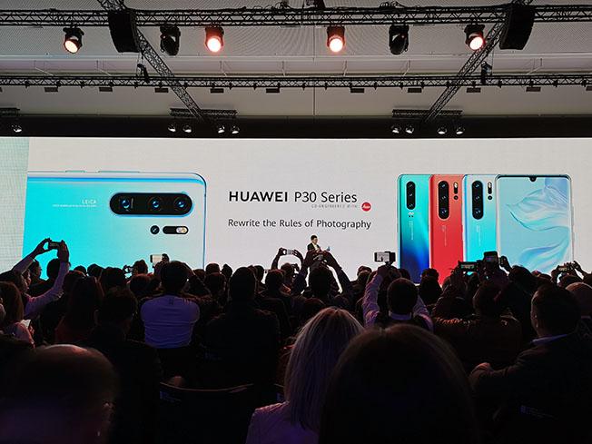 IMG 20190326 140820 - Huawei P30 Serisi Paris'te Tanıtıldı