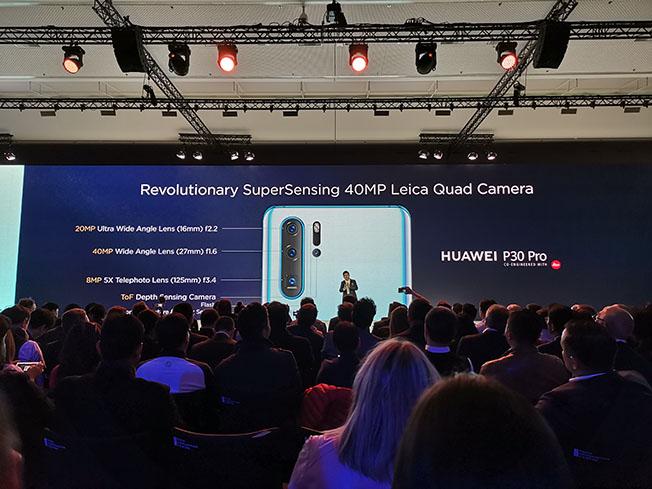 IMG 20190326 141920 - Huawei P30 Serisi Paris'te Tanıtıldı