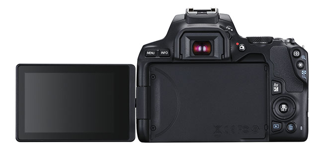 1080 1dfcd54c 0c23 4118 96df 188ff402354c - Canon'dan En Hafif DSLR: EOS 250D