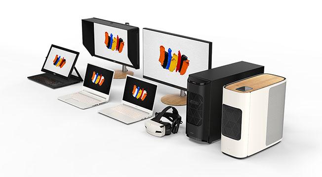 1555313914 ConceptD Family 01 - Acer'dan ConceptD Ürün Portföyü