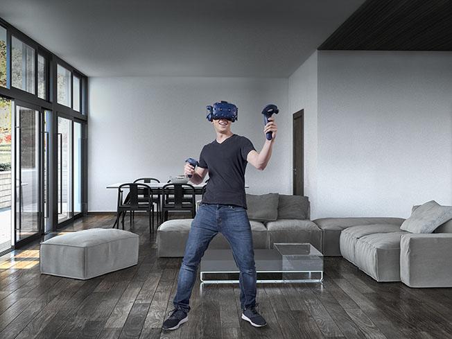 1556700078 VIVE Pro Living Room - HTC VIVE ve VIVE Pro Deneyimi Türkiye'de!
