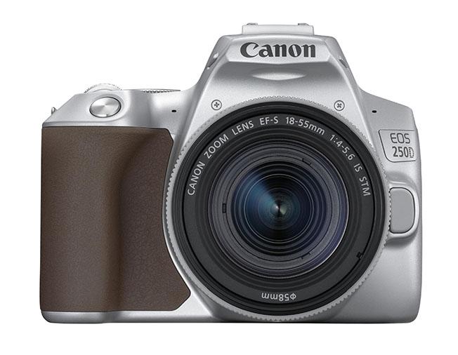1557236771 09 Canon EOS 250D SL TheFront EF S18 55ISSTM - Canon'dan En Hafif DSLR: EOS 250D
