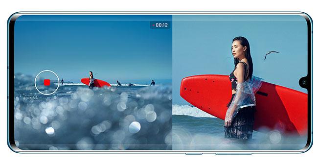 huaweicift - Huawei P30 Pro'ya Çift Görüşlü Video Modu Güncellemesi