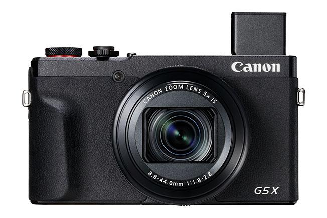 1562916437 G5 X Mark II BK FRT 02 - Canon'dan İki Yeni Kompakt
