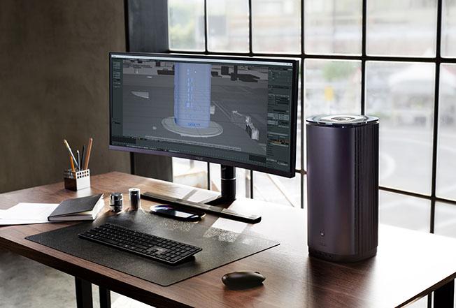 Mini PC ProArt PA90 scenario photo 1 - ASUS, yüksek performanslı PA90'ı tanıttı