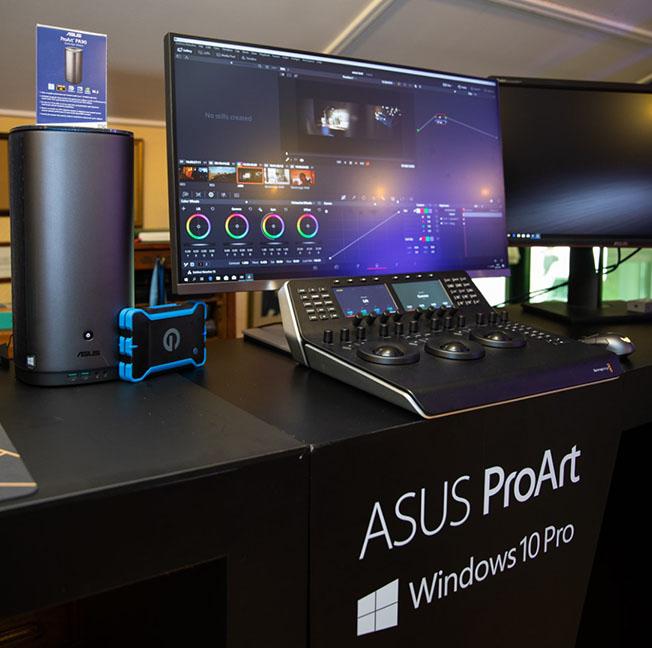ProArt 2 - ASUS, yüksek performanslı PA90'ı tanıttı