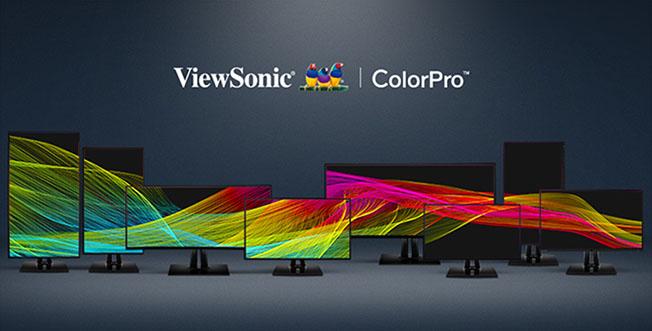 vv - ViewSonic Profesyonel Ekran Çözümü ColorProTM