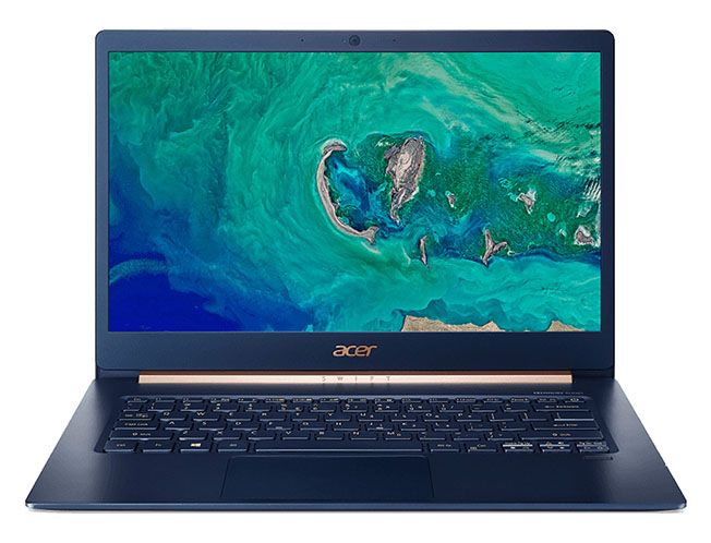 ACER Swift 5 1 - İnceleme: Acer Swift 5