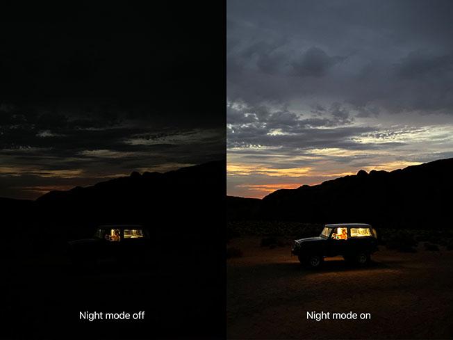 Apple iPhone 11 Pro Night Mode 091019 - Apple iPhone 11 Pro ve iPhone 11 Pro Max