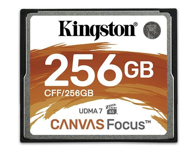 CF Canvas Focus 256GB CFF 256GB s hr 17 12 2018 19 15 - İnceleme: Kingston Canvas Focus 256GB