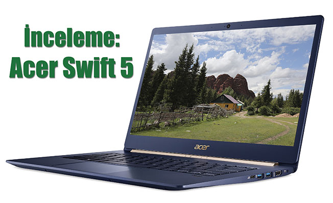 SF514 52T blue - İnceleme: Acer Swift 5