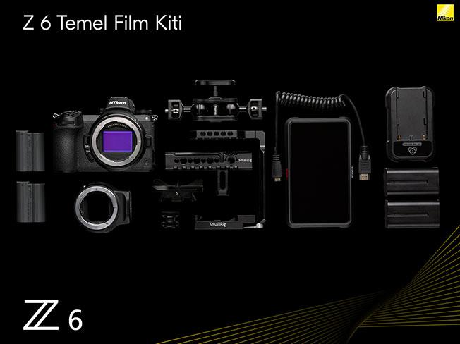 nikon temel kit - Nikon Z 6 Temel Film Seti