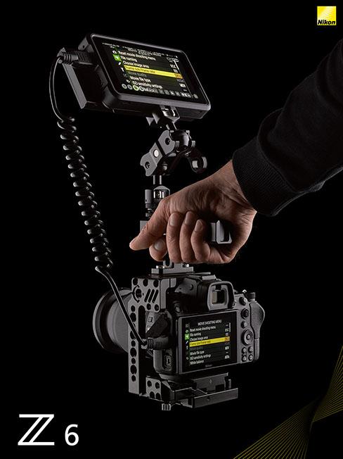 nikon temel kit2 - Nikon Z 6 Temel Film Seti