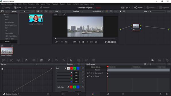 nikonraw - Nikon Z7 ve Z6 için RAW Video Desteği