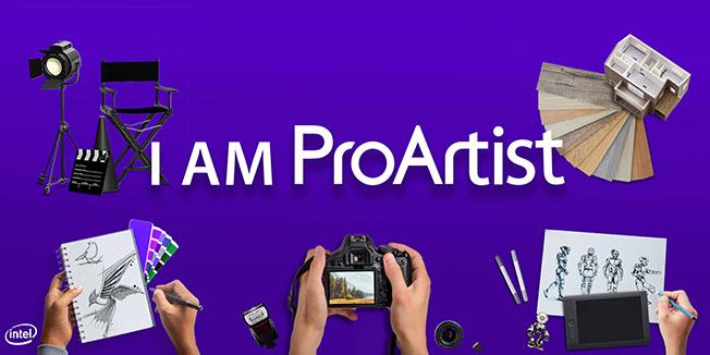 "proartist kv - ASUS, ""I Am ProArtist"" Yarışması"