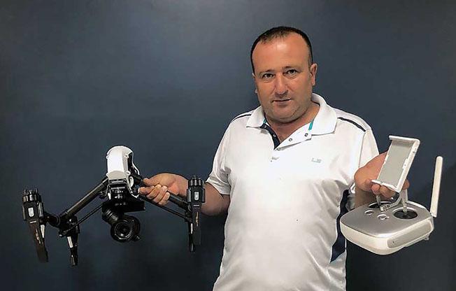 007 mehmet - Profesyonellerin Drone Tercihleri…