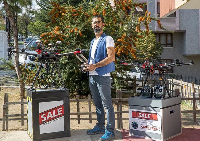 008 ümit şale - Profesyonellerin Drone Tercihleri…