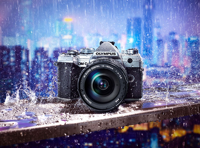 0 preview f7 splashproof kv web - Olympus OM-D E-M5 Mark III