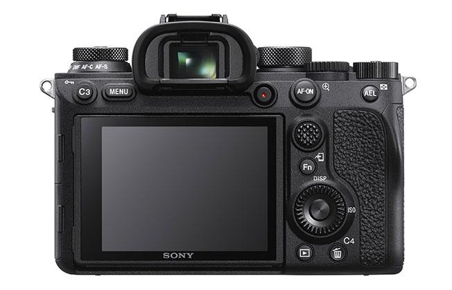 Alpha9II rear - Sony Alpha 9 II satışa çıkıyor