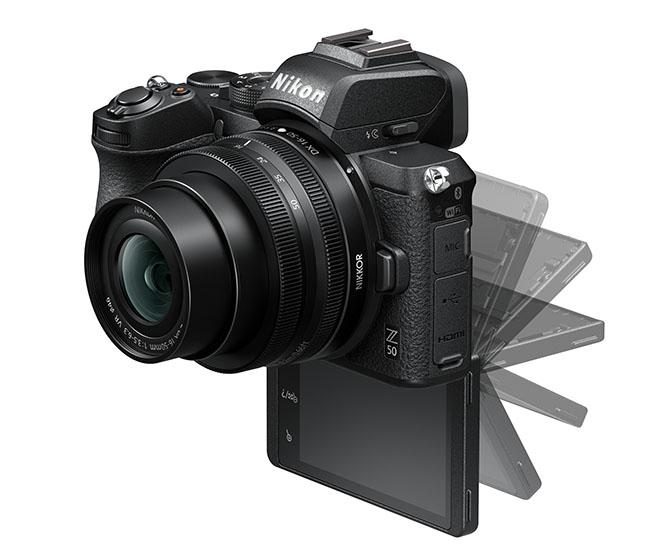 z50 1 - Nikon Z50