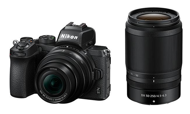 z50 2 - Nikon Z50