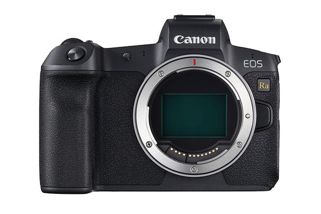 EOS Ra Body FRT - Canon'dan Astro Fotoğraf Makinesi: EOS Ra