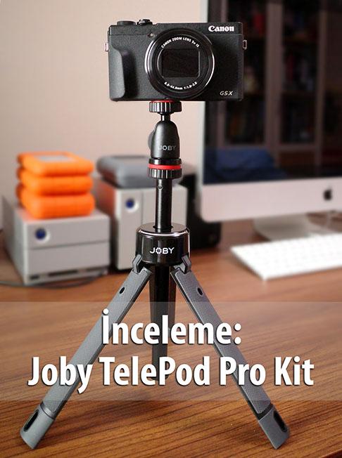 R0001589 kkk - İnceleme: Joby TelePod Pro Kit