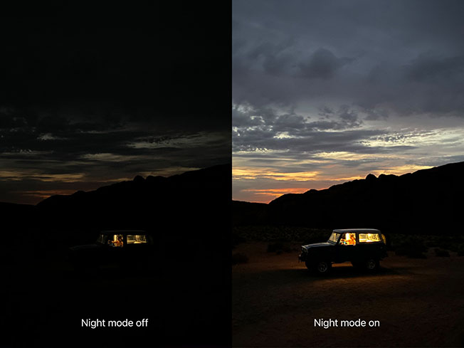 Apple iPhone 11 Pro Night Mode 091019 - İnceleme: Apple iPhone 11 Pro